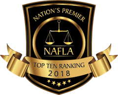 NAFLA Top Ten Ranking 2018
